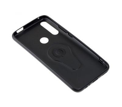 Чехол для Huawei P Smart Z Car mount с магнитом черно-красный 916024