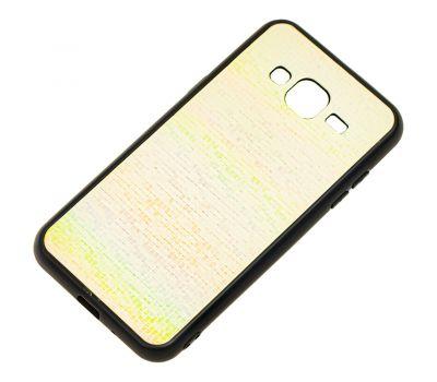 Чехол для Samsung Galaxy J3 2016 (J320) Gradient белый 957551