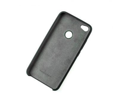 Чехол для Xiaomi Redmi Note 5a Silky Soft Touch черный 96184