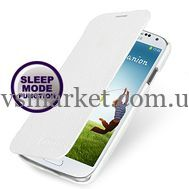 Book TETDED Samsung i9500 White (Galaxy S4)