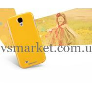 Nillkin Multi-color Samsung i9500 yellow