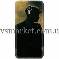 Силиконовый чехол Remax Meizu M2 Note The Peaky Blinders