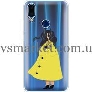 Силиконовый чехол BoxFace Meizu Note 9 Just a Girl (36864-cc60)