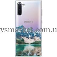 Силиконовый чехол BoxFace Samsung N970 Galaxy Note 10 Blue Mountain (37408-cc68)