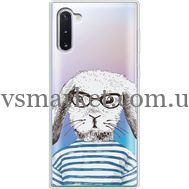 Силиконовый чехол BoxFace Samsung N970 Galaxy Note 10 MR. Rabbit (37408-cc71)