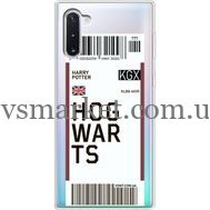 Силиконовый чехол BoxFace Samsung N970 Galaxy Note 10 Ticket Hogwarts (37408-cc91)