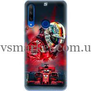 Силиконовый чехол BoxFace Huawei Honor 9X Racing Car (37996-up2436)