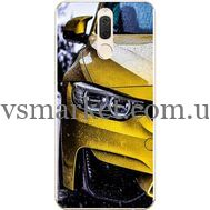 Силиконовый чехол BoxFace Huawei Mate 10 Lite Bmw M3 on Road (32844-up2439)