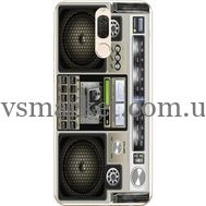 Силиконовый чехол BoxFace Huawei Mate 10 Lite Old Boombox (32844-up2446)