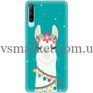 Силиконовый чехол BoxFace Huawei P Smart Pro Cold Llama (38612-up2435)