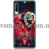 Силиконовый чехол BoxFace Huawei P Smart Pro Racing Car (38612-up2436)