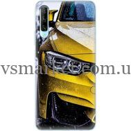 Силиконовый чехол BoxFace Huawei P Smart Pro Bmw M3 on Road (38612-up2439)