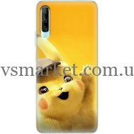 Силиконовый чехол BoxFace Huawei P Smart Pro Pikachu (38612-up2440)