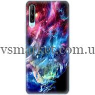 Силиконовый чехол BoxFace Huawei P Smart Pro Northern Lights (38612-up2441)