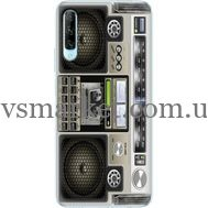 Силиконовый чехол BoxFace Huawei P Smart Pro Old Boombox (38612-up2446)
