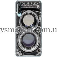 Силиконовый чехол BoxFace Huawei P Smart Pro Rolleiflex (38612-up2447)