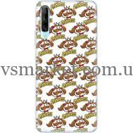 Силиконовый чехол BoxFace Huawei P Smart Pro Pringles Princess (38612-up2450)