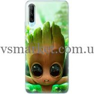 Силиконовый чехол BoxFace Huawei P Smart Pro Groot (38612-up2459)