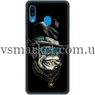 Силиконовый чехол BoxFace Samsung A305 Galaxy A30 Rich Monkey (36416-up2438)