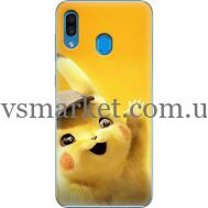 Силиконовый чехол BoxFace Samsung A305 Galaxy A30 Pikachu (36416-up2440)
