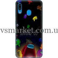 Силиконовый чехол BoxFace Samsung A305 Galaxy A30 Among Us (36416-up2456)