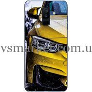 Силиконовый чехол BoxFace Samsung A605 Galaxy A6 Plus 2018 Bmw M3 on Road (33377-up2439)