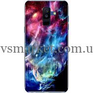 Силиконовый чехол BoxFace Samsung A605 Galaxy A6 Plus 2018 Northern Lights (33377-up2441)