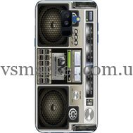 Силиконовый чехол BoxFace Samsung A605 Galaxy A6 Plus 2018 Old Boombox (33377-up2446)
