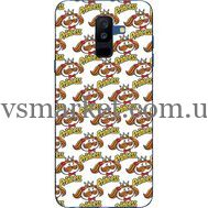 Силиконовый чехол BoxFace Samsung A605 Galaxy A6 Plus 2018 Pringles Princess (33377-up2450)