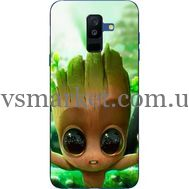 Силиконовый чехол BoxFace Samsung A605 Galaxy A6 Plus 2018 Groot (33377-up2459)