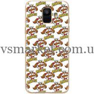 Силиконовый чехол BoxFace Samsung A600 Galaxy A6 2018 Pringles Princess (33376-up2450)