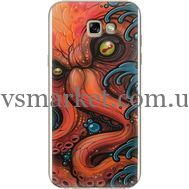 Силиконовый чехол BoxFace Samsung A720 Galaxy A7 2017 Octopus (27930-up2429)