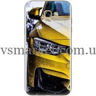 Силиконовый чехол BoxFace Samsung A720 Galaxy A7 2017 Bmw M3 on Road (27930-up2439)