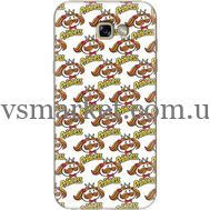 Силиконовый чехол BoxFace Samsung A720 Galaxy A7 2017 Pringles Princess (27930-up2450)