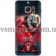 Силиконовый чехол BoxFace Samsung G930 Galaxy S7 Racing Car (24997-up2436)