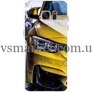 Силиконовый чехол BoxFace Samsung G930 Galaxy S7 Bmw M3 on Road (24997-up2439)