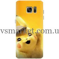 Силиконовый чехол BoxFace Samsung G930 Galaxy S7 Pikachu (24997-up2440)