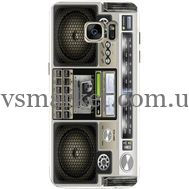 Силиконовый чехол BoxFace Samsung G930 Galaxy S7 Old Boombox (24997-up2446)