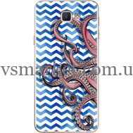Силиконовый чехол BoxFace Samsung J5 Prime G570F Sea Tentacles (26814-up2430)