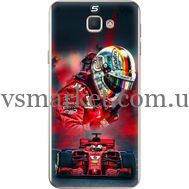 Силиконовый чехол BoxFace Samsung J5 Prime G570F Racing Car (26814-up2436)