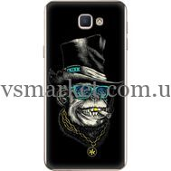 Силиконовый чехол BoxFace Samsung J5 Prime G570F Rich Monkey (26814-up2438)