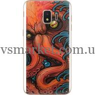 Силиконовый чехол BoxFace Samsung J260 Galaxy J2 Core Octopus (35249-up2429)