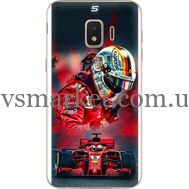 Силиконовый чехол BoxFace Samsung J260 Galaxy J2 Core Racing Car (35249-up2436)