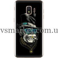 Силиконовый чехол BoxFace Samsung J260 Galaxy J2 Core Rich Monkey (35249-up2438)