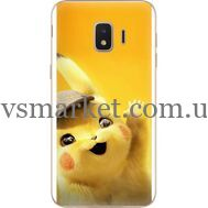 Силиконовый чехол BoxFace Samsung J260 Galaxy J2 Core Pikachu (35249-up2440)
