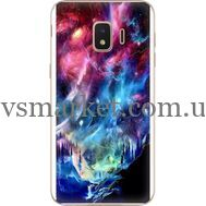 Силиконовый чехол BoxFace Samsung J260 Galaxy J2 Core Northern Lights (35249-up2441)