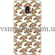 Силиконовый чехол BoxFace Samsung J260 Galaxy J2 Core Pringles Princess (35249-up2450)