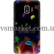 Силиконовый чехол BoxFace Samsung J260 Galaxy J2 Core Among Us (35249-up2456)