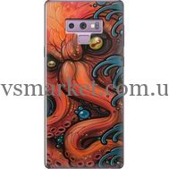 Силиконовый чехол BoxFace Samsung N960 Galaxy Note 9 Octopus (34914-up2429)