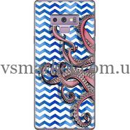 Силиконовый чехол BoxFace Samsung N960 Galaxy Note 9 Sea Tentacles (34914-up2430)